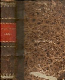 Dictionnaire abrégé de la Fable, pour l'intelligence de poetes, des tableaux et des statues dont les sujets sont tirés de l'histoire poétique.