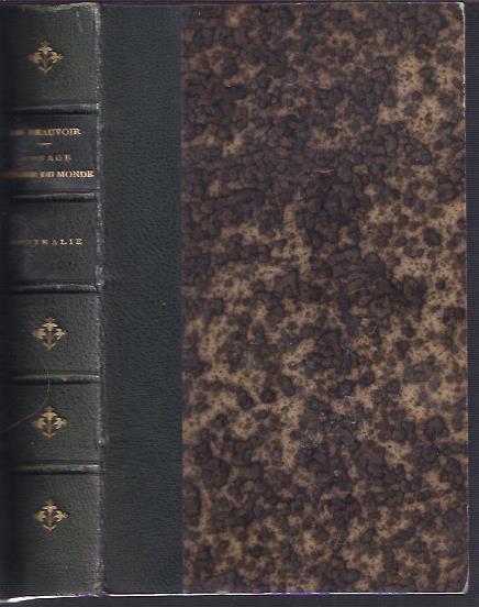 Australie. Voyage autour du monde. Quatrième édition. BEAUVOIR, Le Comte de