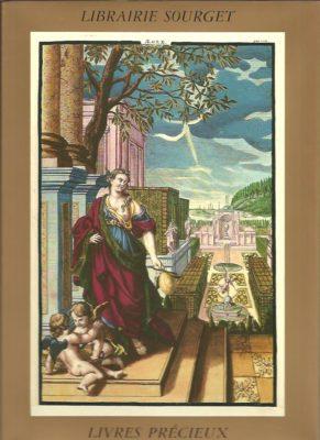 Librairie Sourget. Manuscrits enluminés et Livres précieux 1470-1956. Catalogue No XXX. [With price list]. CATALOGUE