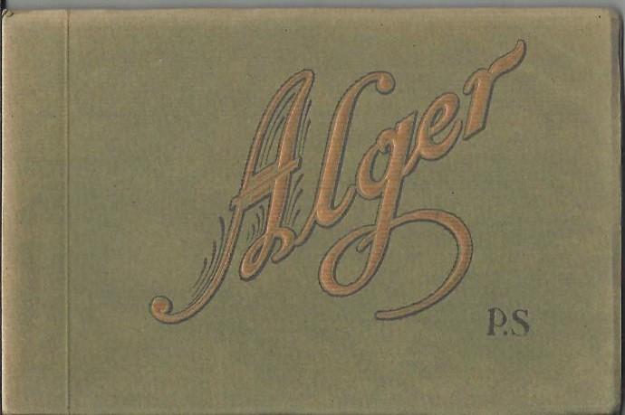 Alger P.S. ALBUM ALGER