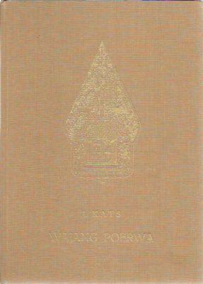 De Wajang Poerwa. Een vorm van Javaans Toneel. Ingeleid door J.J. Ras en H.A. Poeze. KATS, J.