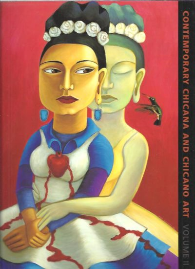 Contemporary Chicana and Chicano Art. Artists, Works, Culture, and Education. Volume I + II. KELLER Gary D., Mary Erickson a.o.