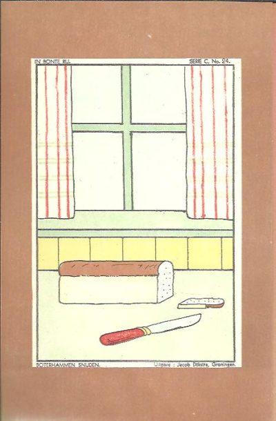 In bonte rij. Tekenvoorbeelden voor de lagere school - Serie C. KOELSTRA, J. & A. GROEN