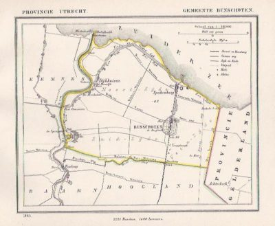 Gemeente Bunschoten. KUYPER, J.