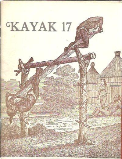George Hitchcock - Kayak 17 HITCHCOCK, George [Ed.]
