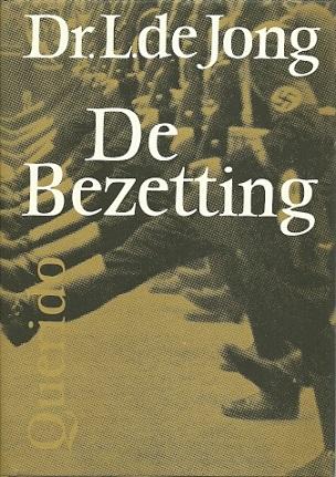 De Bezetting. Beeld van Nederland in de Tweede Wereldoorlog gepresenteerd op de televisie. JONG. L. de