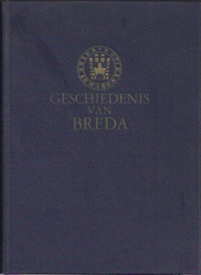 Geschiedenis van Breda. De Middeleeuwen. CERUTTI, F.F.X. e.a.