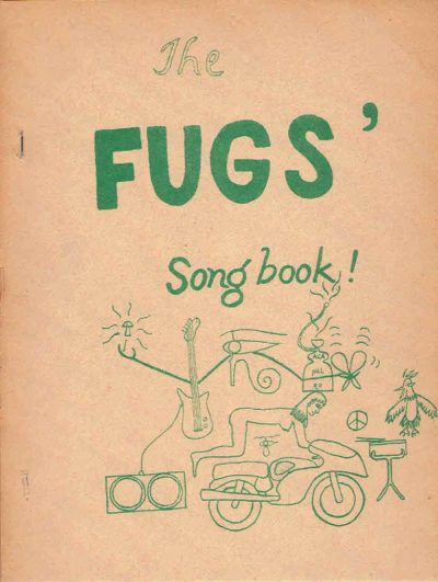 The FUGS' Songbook! [Fifth and last printing]. [SANDERS, Ed & Tuli KUPFERBERG]