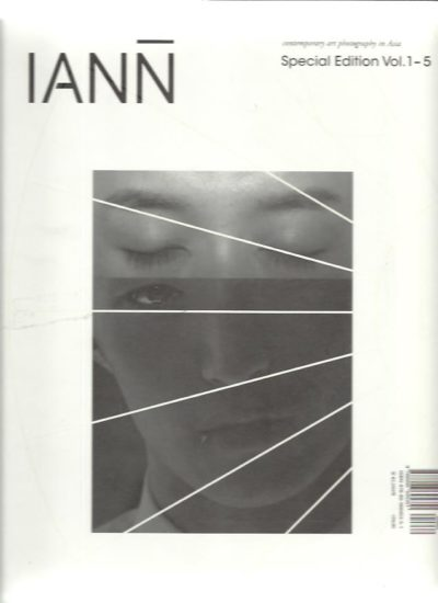 Iann - Special Edition Vol. 1-5. Contemporary art photography Asia. IANN
