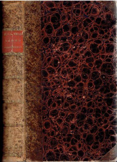 Arwed Gyllenstierna. Een geschiedkundig tafereel uit het begin der achttiende eeuw. Uit het Hoogduitsch van C.F. van der Velde. Met een kaartje van Zweden. [Vertaald door M.C.L. = L.C. Meyer]. VELDE, C.F. van der