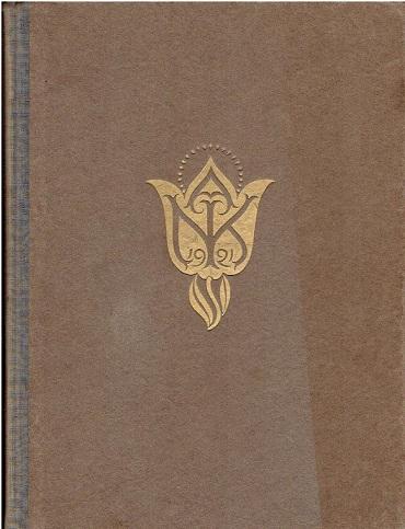 Nederlandsche Ambachts- en Nijverheids-Kunst 1921. NEDERLANDSCHE AMBACHTS- & NIJVERHEIDS-KUNST