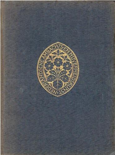 Nederlandsche Ambachts- en Nijverheids-Kunst Jaarboek 1919. NEDERLANDSCHE AMBACHTS- & NIJVERHEIDS-KUNST