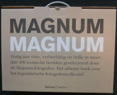 Magnum Magnum. [Dutch edition] LARDINOIS, Brigitte [Red.]