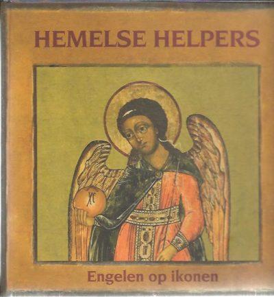 Hemelse helpers. Engelen op ikonen. HEUTINK, Joost [Red.]