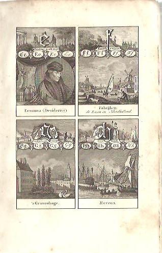 Het Nederlandsch AB-Boek; behelzende in het kort voor de Jeugd alle de voornaamste merkwaardigheden onzes Vaderlands, van deszelfs opkomst af tot heden toe. AB - Book