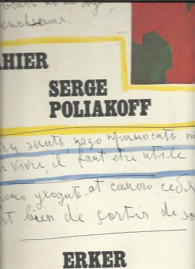 Serge Poliakoff - Cahier [Facsimile]. POLIAKOFF, Serge