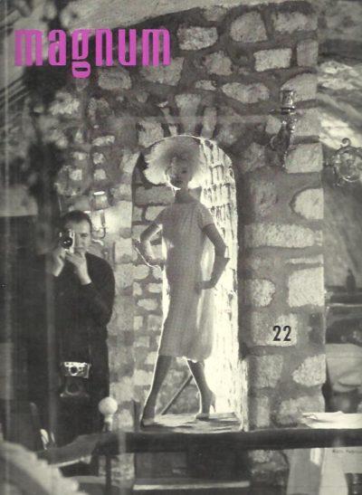 Magnum - Die Zeitschrift für das moderne Leben - Februar 1959 Heft 22 - Der Dadaismus in unserer Zeit. DADA