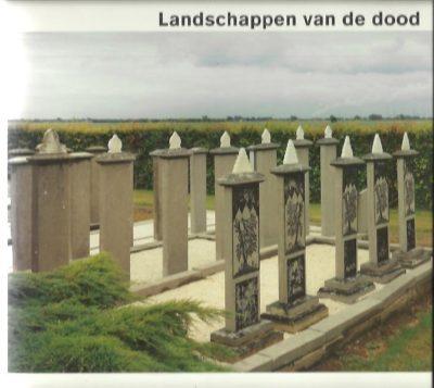 Landschappen van de dood. SORGEDRAGER, Bart & Ruud SPRUIT [Tekst]