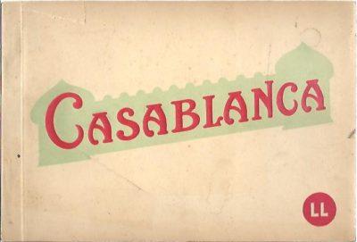 Casablanca LL. ALBUM CASABLANCA