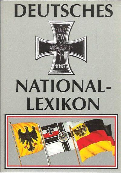 Deutsches National-Lexikon. [5. Auflage]. POZORNY, Reinhard [Hg.]