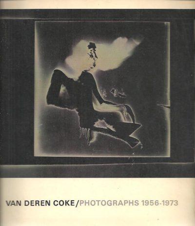 Van Deren Coke - Photographs 1956-1973. COKE, Van Deren