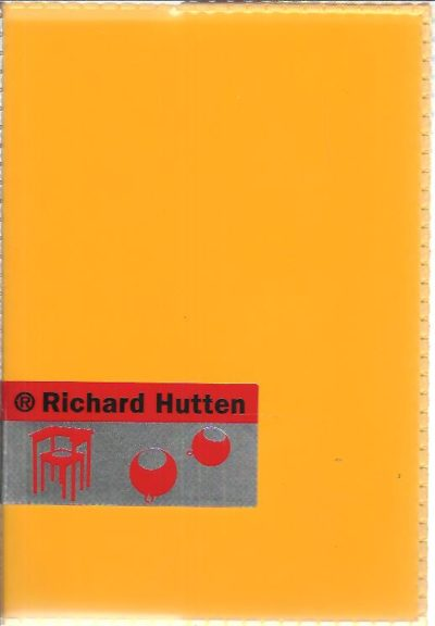 Richard Hutten. HUTTEN, Richard - Ed van HINTE
