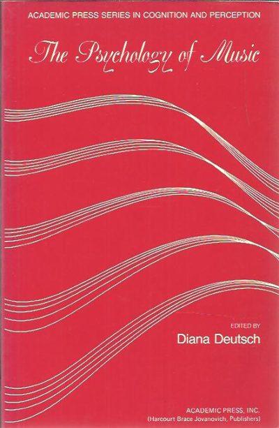 The Psychology of Music. DEUTSCH, Diana [Ed.]