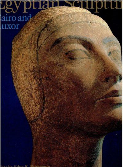 Egyptian Sculpture. Cairo and Luxor. Photographs by David Finn. RUSSMANN, Edna R.