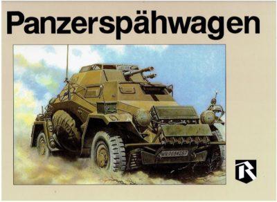 Panzerspähwagen [Leichter Panzerspähwagen (Sd.Kfz. 222)]. FEIST, Uwe & Robert JOHNSON