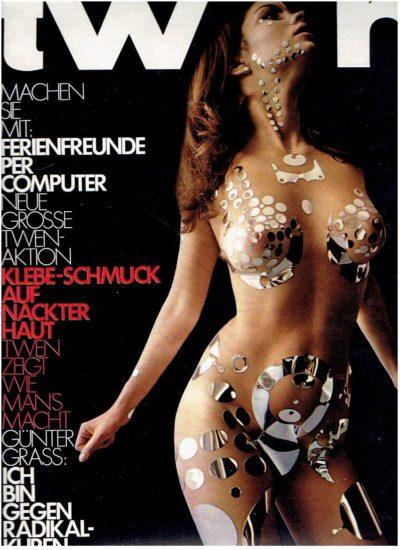 TWEN - 1969 -  11. Jahr - Nr.1-12 [Complete year]. TWEN MAGAZINE