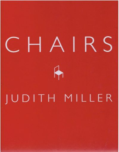 Chairs. Chair portraits by Nick Pope. MILLER, Judith