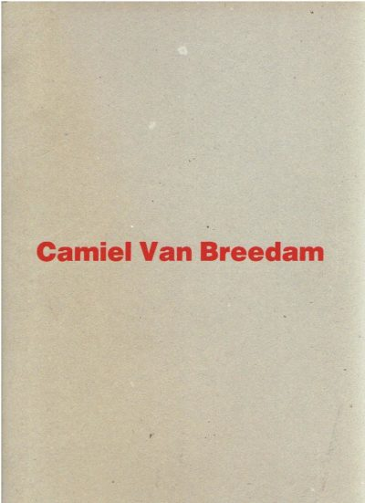 Camiel Van Breedam - assemblages - collages - objekten - beelden. 1.9.1989 - 31.12.1993. BREEDAM, Camiel van & Remy HUYS