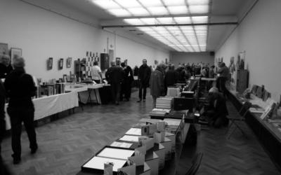 Zaterdag 19 oktober Antwerp Academy Art Book Fair