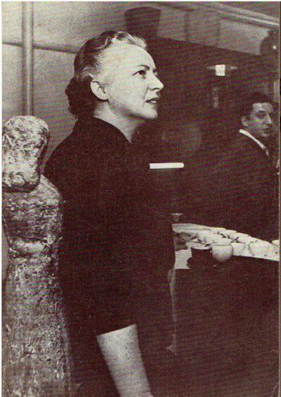 Antonia Pieternella van 't Hoff 1907-1960 - Een vrouw met singuliere gaven. [HOFF, Toos van 't]