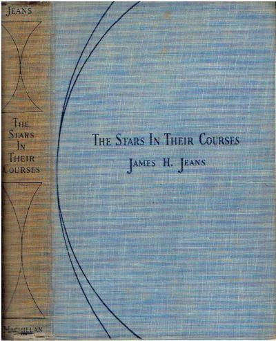 The Stars in the Courses. JEANS, James H.