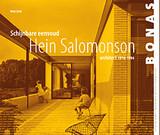 Schijnbare eenvoud. Hein Salomonson architect 1910-1994 SMIT, Niek