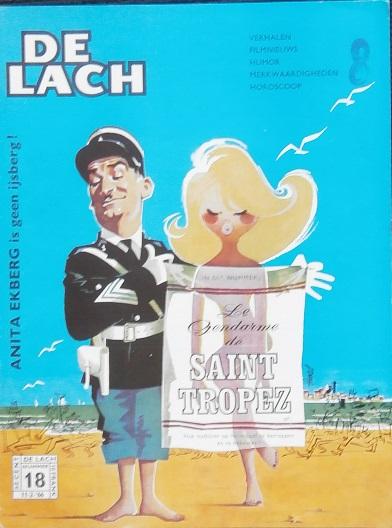 De Lach. 41e jaargang - [36 nummers] DE LACH, 1966 - [36 nummers]