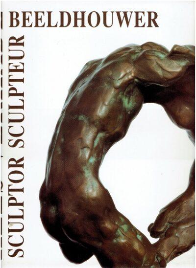 Kees Verkade. Beeldhouwer - Sculptor  - Sculpteur. - [Signed] DRAGT, Theo H. & Loes SPAANS [Eds]