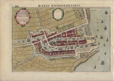 Delfshaven. BOXHORN, Marcus Zuerius