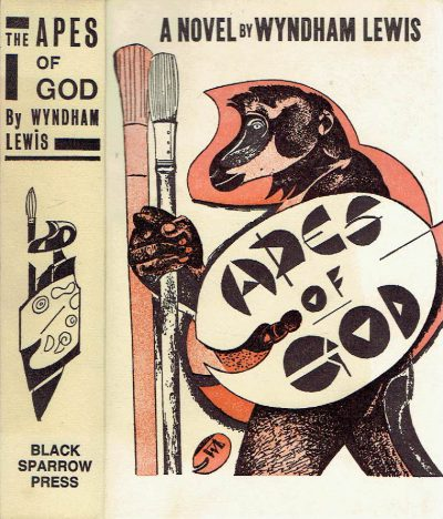 The Apes of God. With and afterword by Paul Edwards. LEWIS, Wyndham